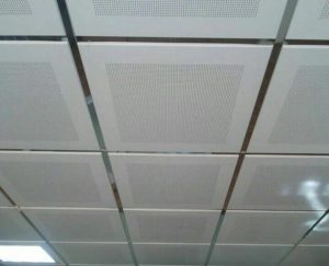 سقف کاذب آلومینیوم