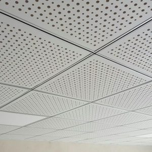 Gypsum Tile Ceilings