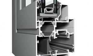 پنجره ترمال بریک شرکت آلوم سازه