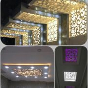 CNC PATTERNED CEILINGS