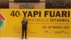 نمایشگاه صنعت ساختمان Tuyap ترکیه