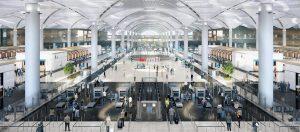 فرودگاه بین المللی استانبول
