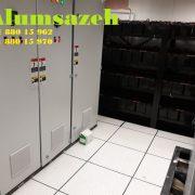 کف کاذب آنتی استاتیک اتاق سرور