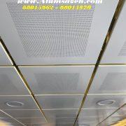 سقف تایل آلومینیومی
