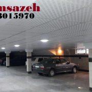 سقف کاذب پارکینگ